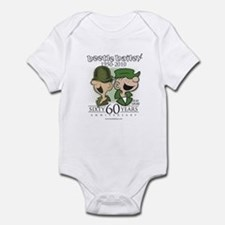 60th Anniversary Infant Bodysuit