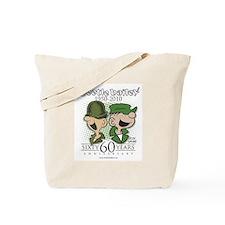 60th Anniversary Tote Bag