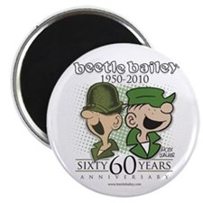60th Anniversary Magnet