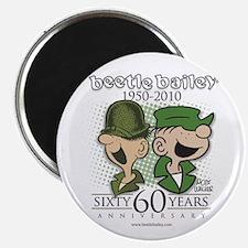 60th Anniversary Magnet