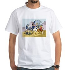 Revolutionary Beetle White T-Shirt