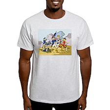 Revolutionary Beetle Light T-Shirt