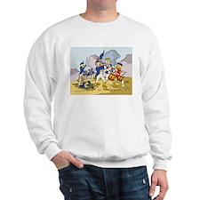 Revolutionary Beetle Sweatshirt