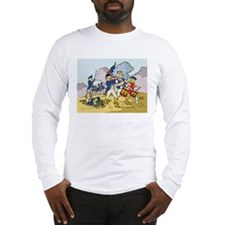 Revolutionary Beetle Long Sleeve T-Shirt