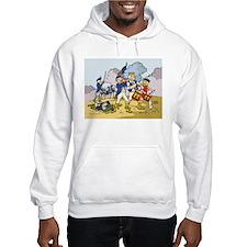 Revolutionary Beetle Hooded Sweatshirt