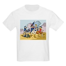 Revolutionary Beetle Kids Light T-Shirt