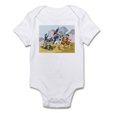 Revolutionary Beetle Infant Bodysuit