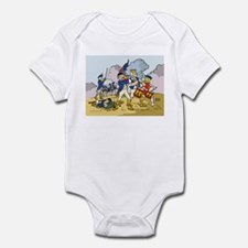 Revolutionary Beetle Infant Bodysuit
