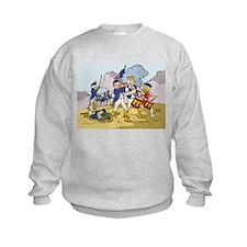 Revolutionary Beetle Kids Sweatshirt