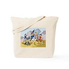 Revolutionary Beetle Tote Bag