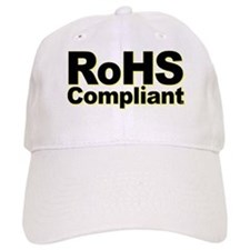 RoHS Compliant Baseball Cap