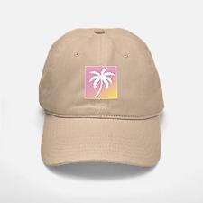 Single Palm Baseball Baseball Cap