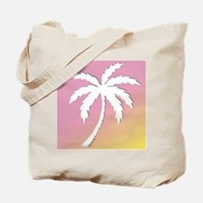 Single Palm Tote Bag