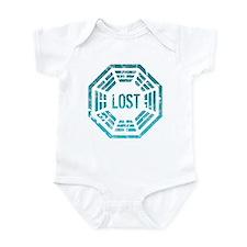 Dharma Lost V2 Infant Bodysuit