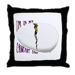 Egg Comfort Throw Pillow