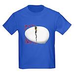 Egg Comfort Kids Dark T-Shirt