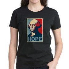 George Washington HOPE T-shirt Tee