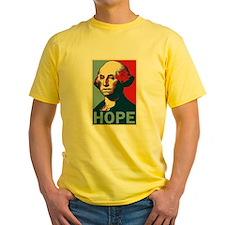 George Washington HOPE T-shirt T