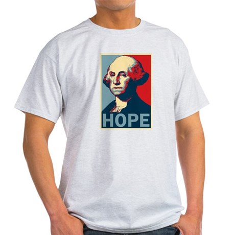 George Washington HOPE T-shirt Light T-Shirt