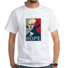 George Washington HOPE T-shirt Shirt