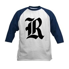 """Letter """"R"""" (Gothic Initial) Tee"""