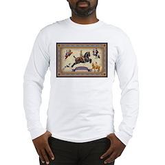 Origins of Dressage Long Sleeve T-Shirt