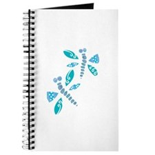 Abstract Dragonflies Journal