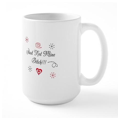 Safe Sex With A Coastie Large Mug