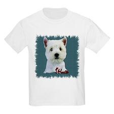 West Highland White Terrier Kids T-Shirt