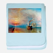 Joseph Mallord William Turner The Fig baby blanket