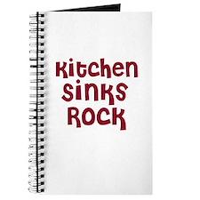 Kitchen Sinks Rock Journal