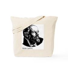 Vote Lenin Tote Bag