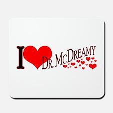 I <3 McDreamy Mousepad
