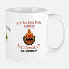 3rd Bn 16th FA Mug
