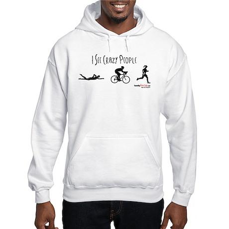 John & Maria LP Hooded Sweatshirt