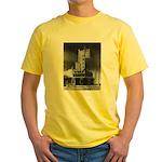 Tower Theatre Yellow T-Shirt
