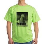 Tower Theatre Green T-Shirt