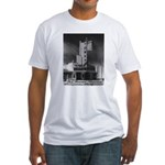 Tower Theatre Fitted T-Shirt
