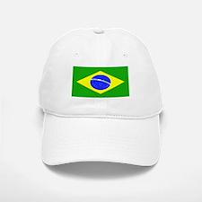 Brazil Blank Flag Baseball Baseball Cap