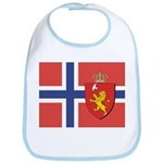 Norway Flag / Norwegian Flag Bib