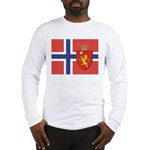 Norway Flag / Norwegian Flag Long Sleeve T-Shirt