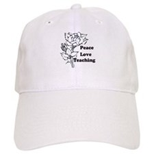 Cute Retired teacher Baseball Cap