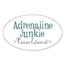 Adrenaline Junkie Decal