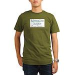Adrenaline Junkie Organic Men's T-Shirt (dark)