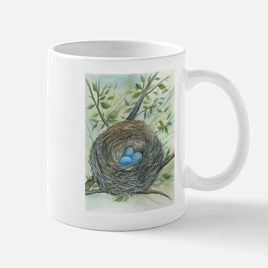 Robin's Nest Mug