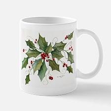 Holly & Berries Mug