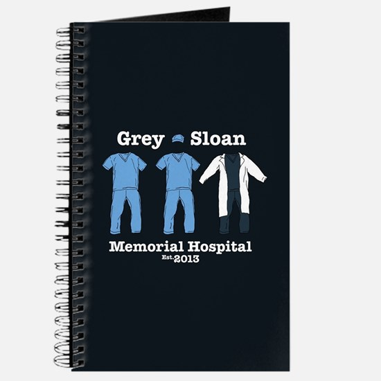 Grey Sloan Hospital Est.2013 Journal