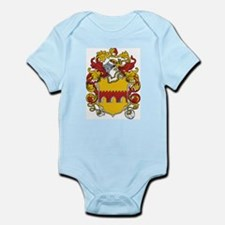 Trowbridge Coat of Arms Infant Creeper