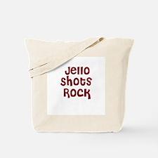 Jello Shots Rock Tote Bag