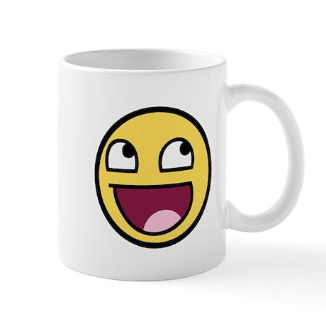 Awesome Smiley Mugs
